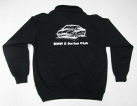 "BMW 8-Series Club Sweater Kurzarm ""L"""