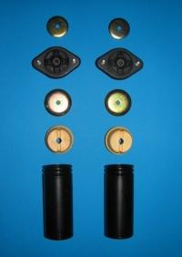 Montageset E31 Stossdämpfer VA+HA