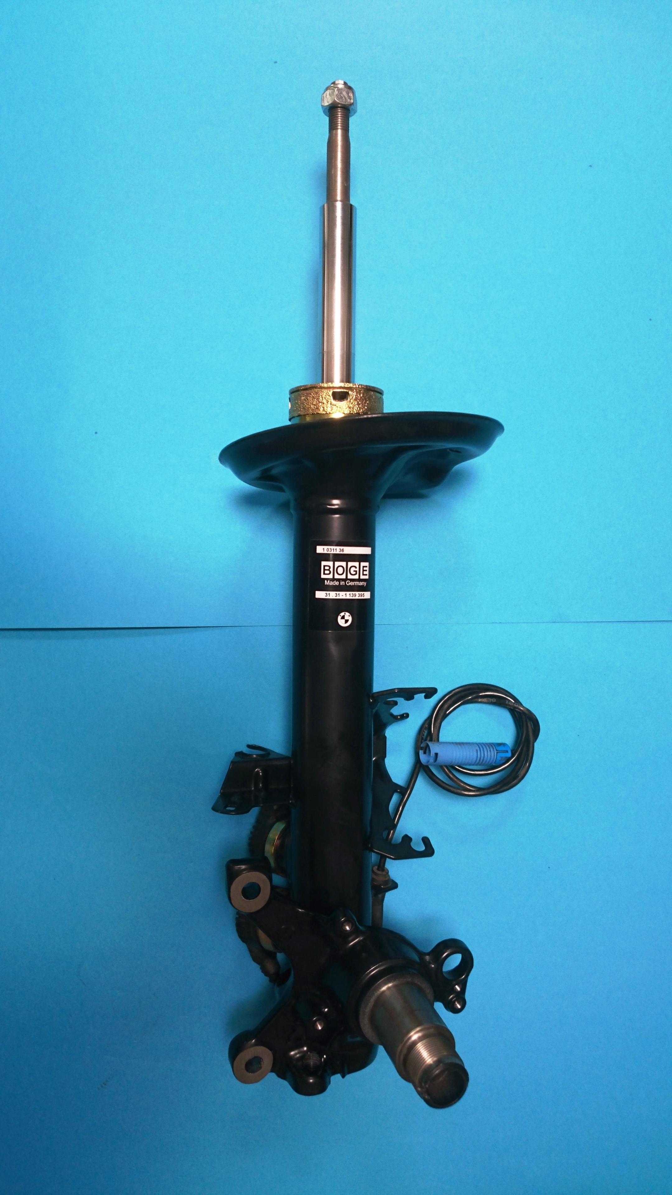 Puschesparts Reparatur 2xEDC Stossdämpfer E31 VA ab 07