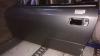 E31 Fahrertüre gebraucht dunkelgrau #2